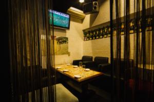 個室6名様席 ゆめ八プレミアム 食べ飲み放題ダイニング 難波心斎橋トイレ