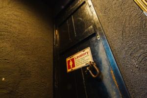 女子トイレ ゆめ八プレミアム 食べ飲み放題ダイニング 難波心斎橋
